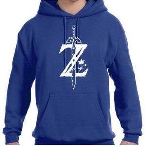 Zelda Sword Hoodie The legend of Zelda
